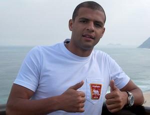 Felipe Melo (Foto: Thiago Barros)