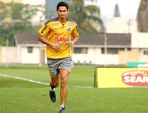 Ganso de volta aos treinos do Santos (Foto: Futura Press)