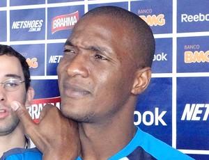 Gilberto Cruzeiro (Foto: Fernando Martins / Globoesporte.com)