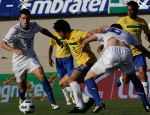 brasil x holanda fred (Foto: Divulgação/ Mowa Press)