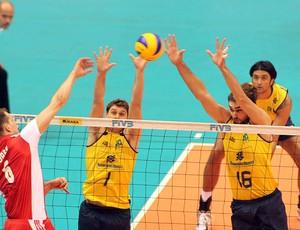 vôlei Bruninho Brasil x Polônia (Foto: Maurício Val / VIPCOMM)