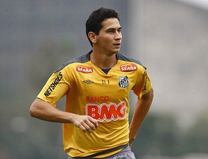 Ganso, do Santos (Foto: Ricardo Saibun / Santos FC)