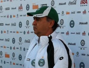 Marcelo Oliveira em entrevista coletiva (Foto: Fernando Freire / Globoesporte.com)