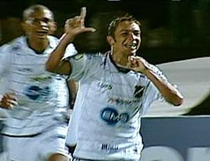 ABC de Natal gol Série B (Foto: Reprodução SporTV)