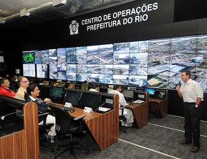 centro de operações rio de janeiro coi (Foto: Divulgação/João Paulo Engelbrecht)