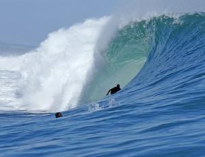 Marcos Monteiro surfista bombeiro (Foto: Divulgação)
