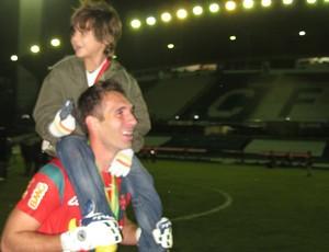 fernando prass filho vasco (Foto: Rafael Cavalieri / Globoesporte.com)
