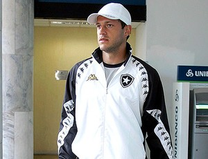 lopes ex-goleiro botafogo (Foto: Agência O Globo)