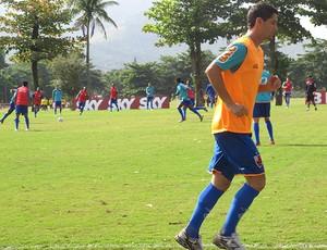 thiago neves flamengo treino (Foto: Janir Júnior / Globoesporte.com)