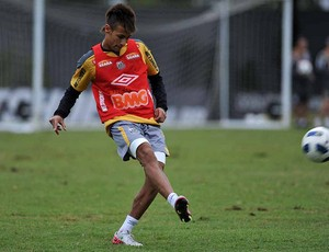 Neymar, do Santos (Foto: Ricardo Saibun / Santos FC)