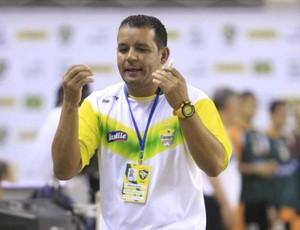 Marquinhos Xavier, técnico do Marechal Rondon (Foto: Divulgação-CBFS)