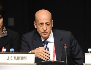 julio maglione presidente da FINA (Foto: Fina.org)