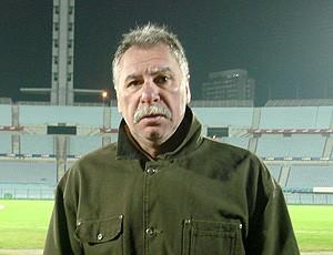 Rodolfo Rodriguez ex- goleiro do Santos (Foto: Julyana Travaglia / Globoesporte.com)