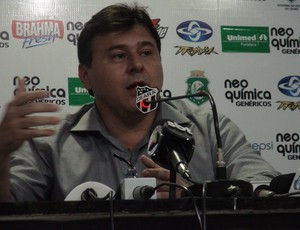 Robinson de Castro, Ceará (Foto: Gioras Xerez/ Globoesporte.com)