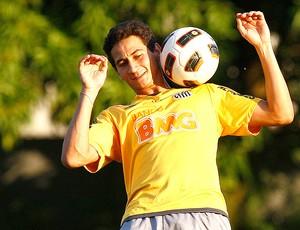 Ganso treino Santos (Foto: Ag. Estado)