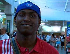 jobson embarque bahia (Foto: Reprodução/TV Bahia)