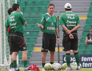 jorginho figueirense (Foto: Carlos Amorim/Site Oficial)