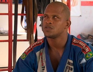 pitty lutador jiu-jitsu baiano cego (Foto: Reprodução/TV Bahia)