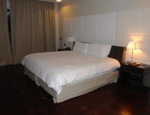 hotel seleção argentina (Foto: Thiago Lavinas/Globoesporte.com)