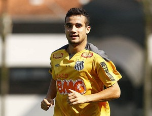 Maikon Leite (Foto: Ricardo Saibun / Santos FC )