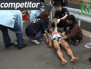 Yuki Kawauchi corrida de rua (Foto: Reprodução )