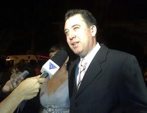 Marcelo Teixeira ex-presidente do Santos (Foto: Globoesporte.com)