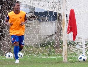 Muralha treino Flamengo (Foto: Janir Junior / Globoesporte.com)