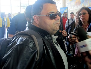 andré silva dirigente botafogo (Foto: Thiago Fernandes / Globoesporte.com)