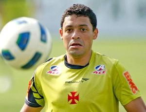 Eder Luis no treino do Vasco (Foto: Maurício Val / FOTOCOM.NET )