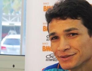 ronaldo angelim flamengo (Foto: Richard Souza/Globoesporte.com)