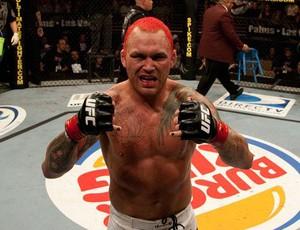 ufc mma Chris leben (Foto: Divulgação / UFC)
