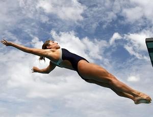 juliana veloso saltos ornamentais (Foto: EFE)