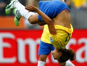 cristiane brasil x guiné equatorial (Foto: Agência Reuters)