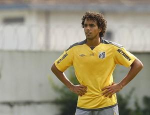 Diogo, do Santos (Foto: divulgação/Santos FC)