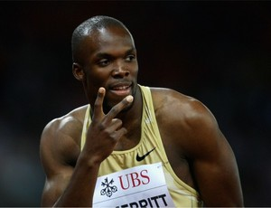 Atletismo LaShawn Merritt  Mundial 2009 (Foto: Getty Images)