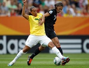 rosana brasil shannon boxx Estados Unidos copa do Mundo futebol feminino (Foto: Agência Reuters)
