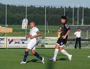 Roberto Carlos em jogo com o Comercial Ribeirão Preto FC (Foto: Divulgação / Site Oficial)
