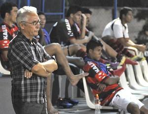 Augusto Melo Flamengo-PI (Foto: Raoni Barbosa / ODIA)