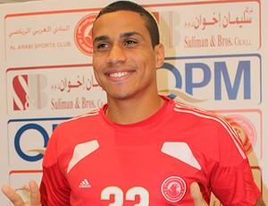 Wanderley Al Arabi (Foto: Divulgação / site oficial do Al Arabi)