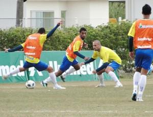 Avaí treino coletivo (Foto: Alceu Atherino / Site oficial do Avaí)