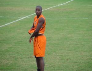 Marcelo Nicácio, Ceará, treino, lesão (Foto: Gioras Xerez/ Globoesporte.com)