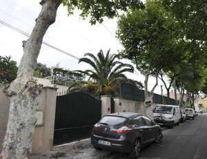 Vitorino Hilton casa Olympique  (Foto: AFP)