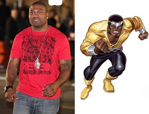 Rampage Jackson   Luke Cage (Foto: Getty Images)
