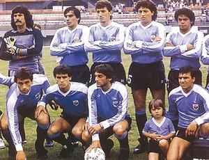 uruguai Copa América 1987 (Foto: Site oficial da Copa América)