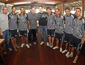 Juniores Botafogo (Foto: Divulgação / AGIF)