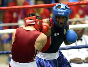 Everton Lopes boxe Jogos Mundiais Militares (Foto: Divulgação)
