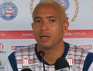 junior atacante do Bahia (Foto: Reprodução/TV Bahia)