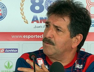 rene simoes t&#233;cnico do Bahia (Foto: Reprodu&#231;&#227;o/TV Bahia)