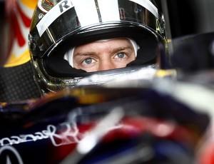 Sebastian Vettel, no GP da Alemanha (Foto: Reuters)
