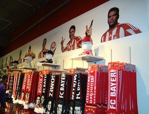 loja bayern de munique (Foto: Divulgação)